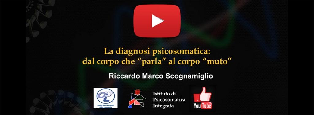 La diagnosi psicosomatica scognamiglio youtube
