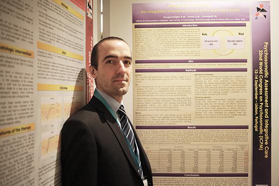 Matteo Fumagalli psicologo