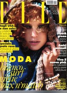 Elle maggio 2012