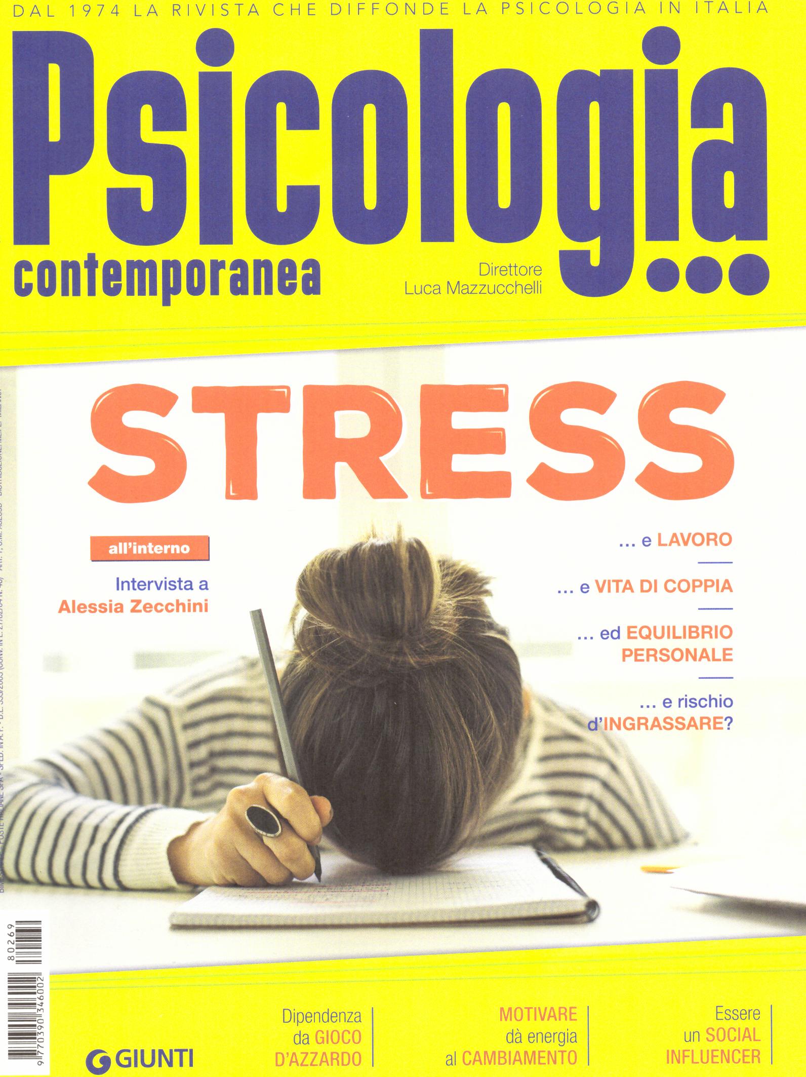 Psicosomatica e stress