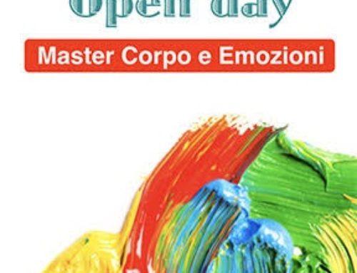 OPEN DAY – Master Corpo e Emozioni